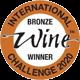 International Wine Challenge 2020 Bronze Winner