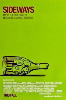 Sideways - film koji je povećao proizvodnju Merlota u Kaliforniji (Napa Valley)