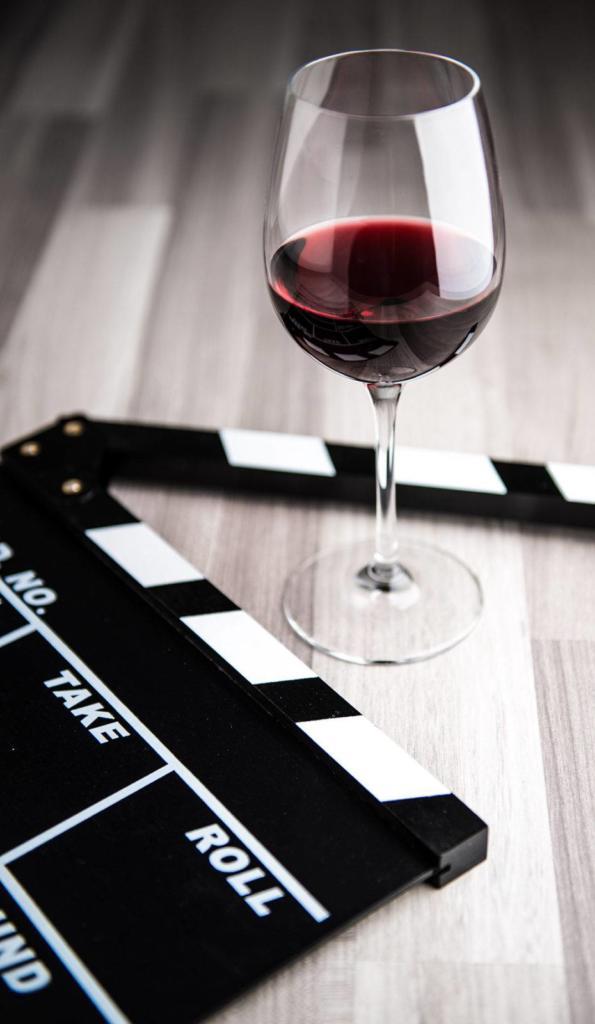filmovi uz koje savršeno paše čaša vina