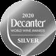 decanter silver nagrada vino 2020