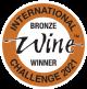Vino je dobilo broncu na ocjenjivanju IWC za 2021 godinu