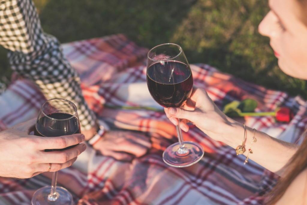 uživanje uz vino