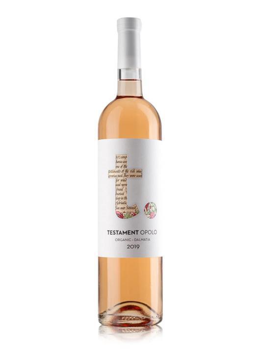Rose od Babića - opolo - svježe i mirisno vino za ljubavne trenutke