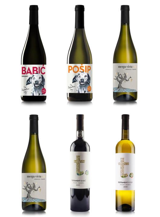 Testament Box nagrađivanih vina od strane Decantera i IWC-a po akcijskoj cijeni