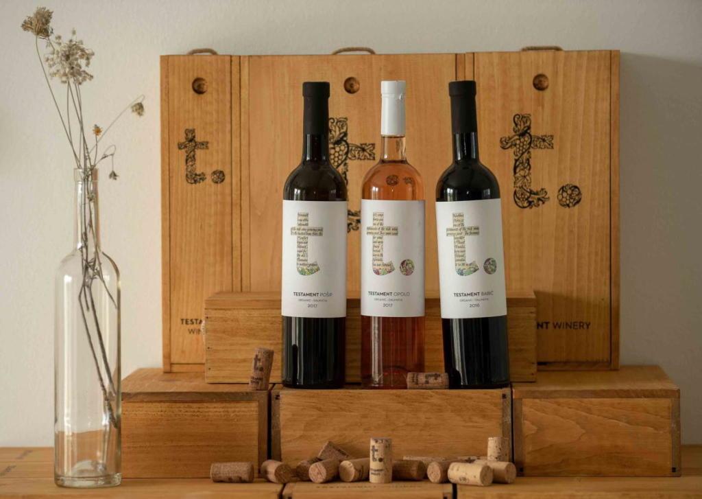 vino je poklon za sve prilike