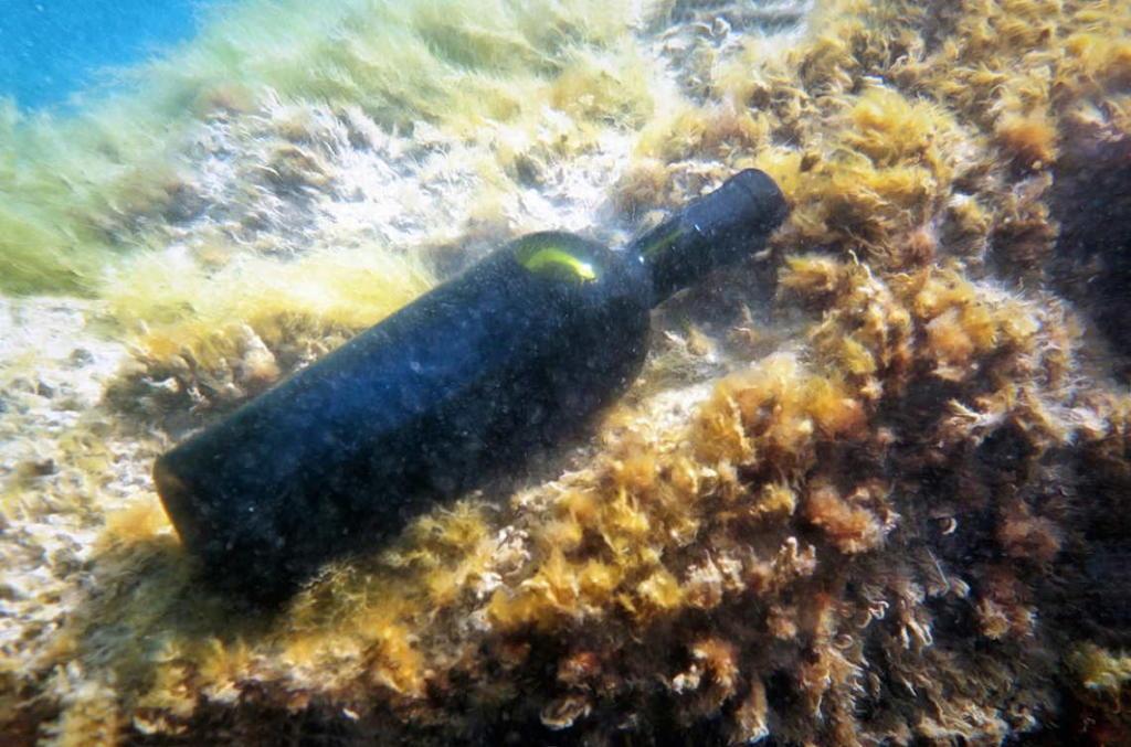 Vino kvalitetnije sazrijeva u morskom podrumu