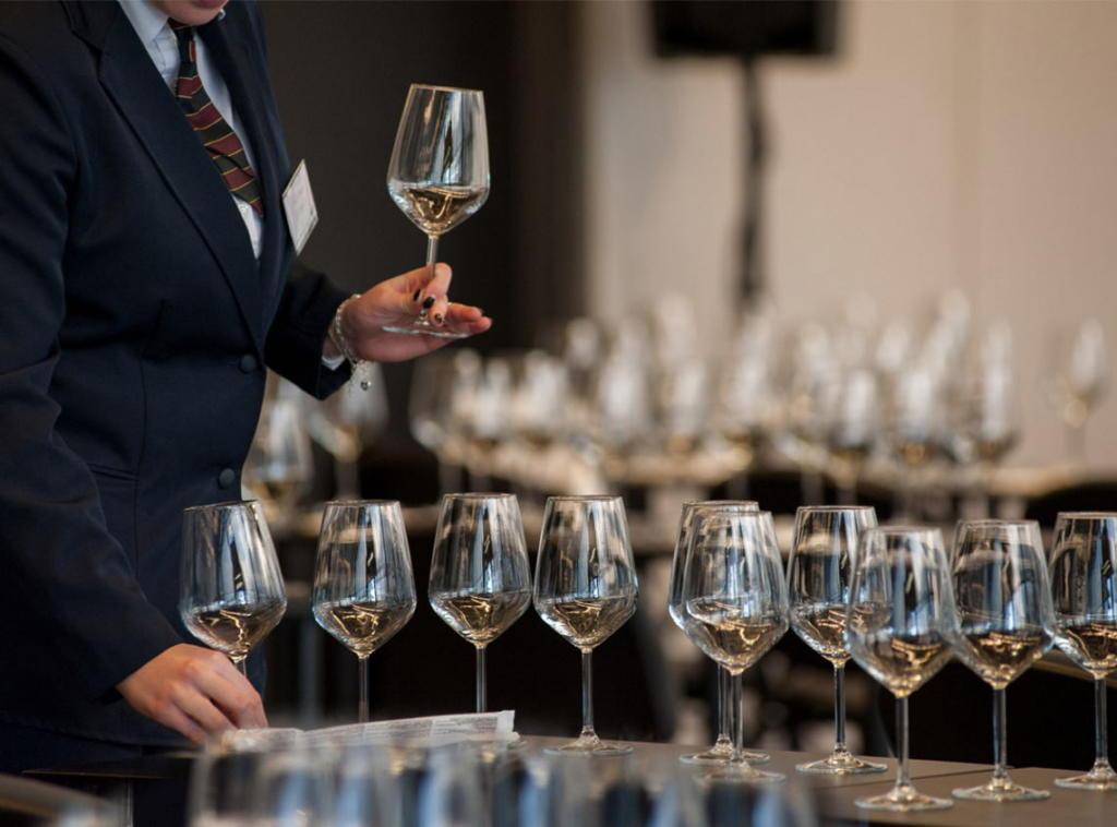 Čaše su ključan element za ocjenjivanje vina