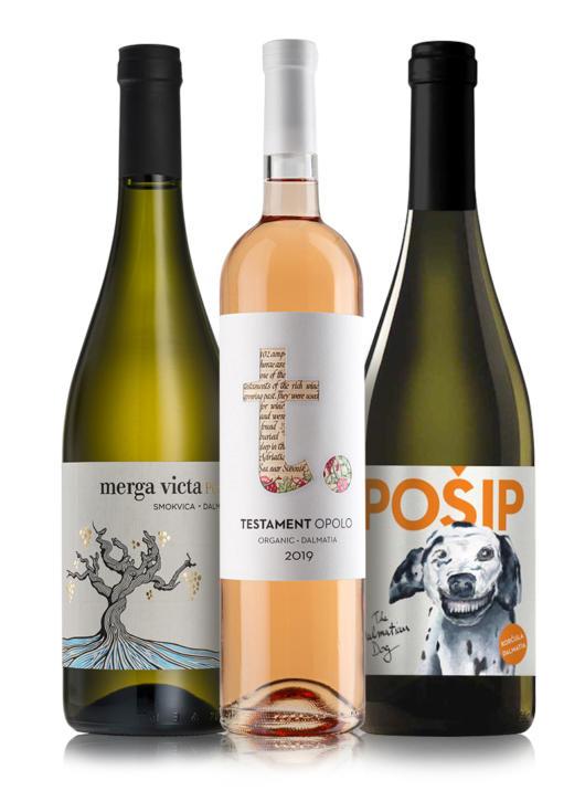 Dalmatian dog summer box - Osvježavajuća vina za ljetne vrućine